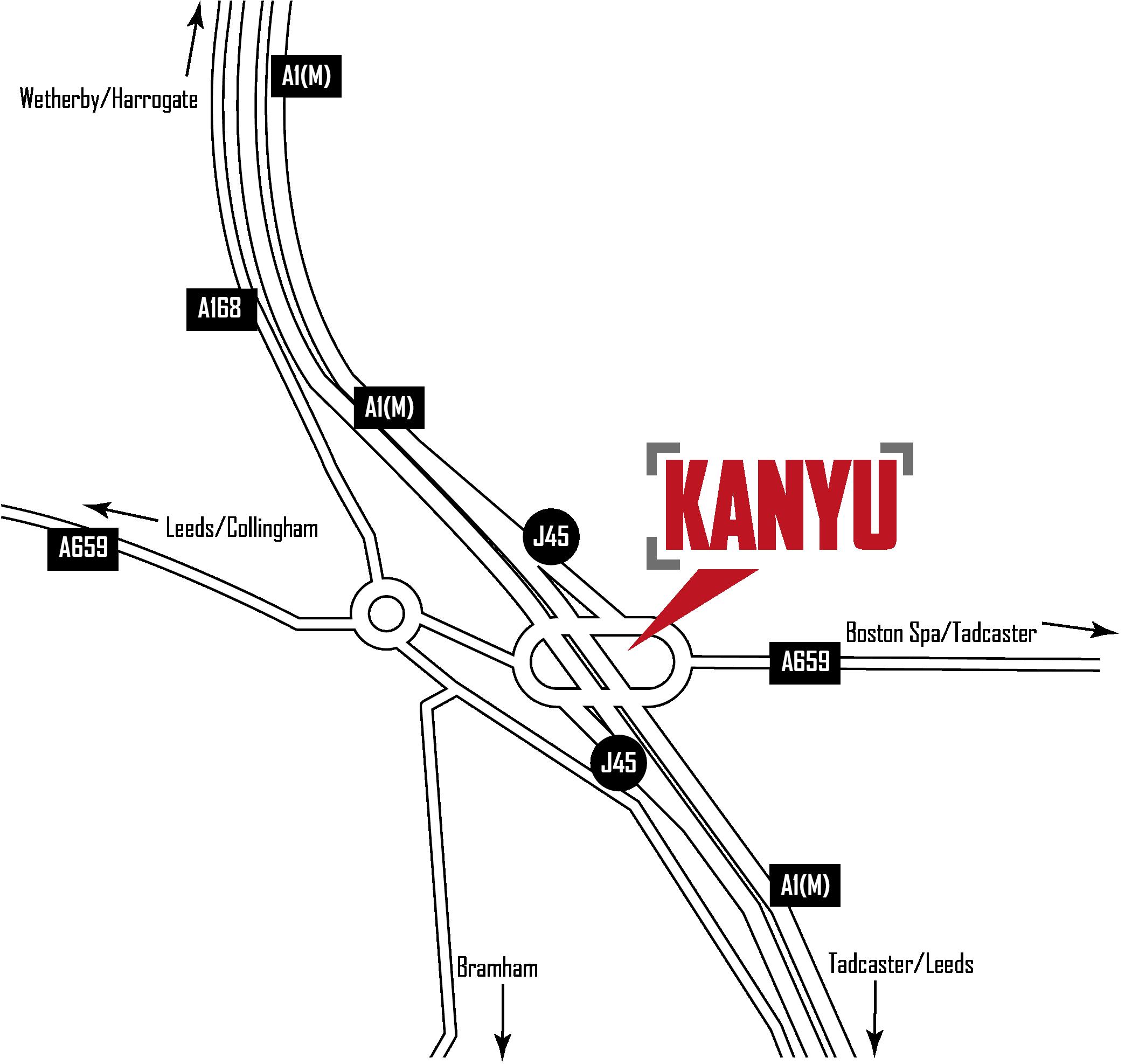 Kanyu Location