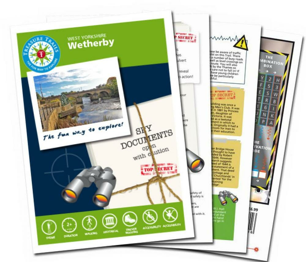 Wetherby Treasure Trail